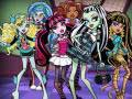 Monster High School oyunlar