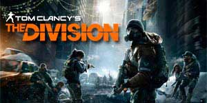 Tom Clancy-in The Division